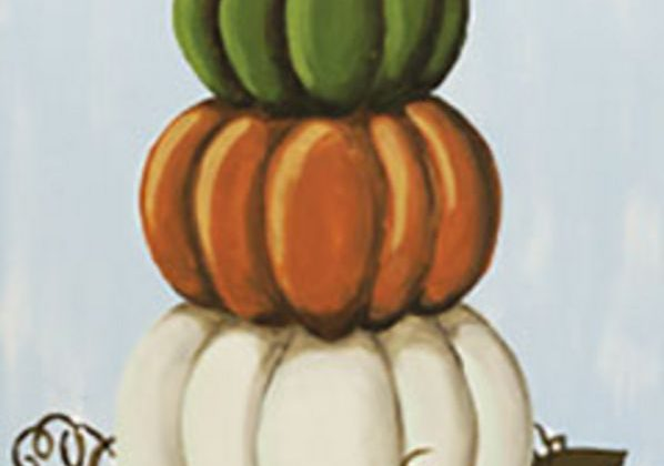 Pumpkin Painting Family Event