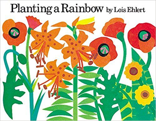 Free Storytime and Art Project: Planting a Rainbow