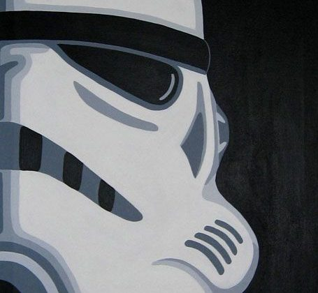 Nerdy Tuesday: Stormtrooper