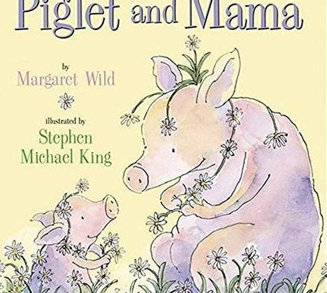 Free Story Time and Art Project: Piglet and Mama