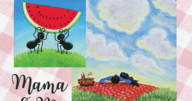 Picnic Painting Party