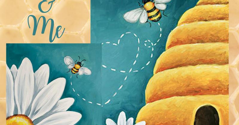 Mama and Baby Bee