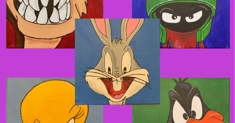 Looney Tunes Space Jam Event