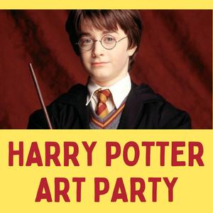 Harry Potter Art Party