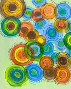Abstract Circles I