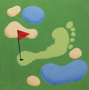 Footprint Golf