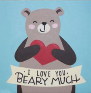 Love You Beary Much (1)