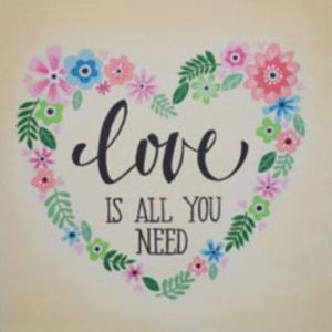 Love is All You Need (1)