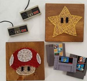Mario String Art - Kids (1)